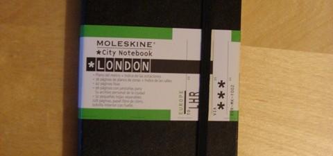La genialidad de Moleskine
