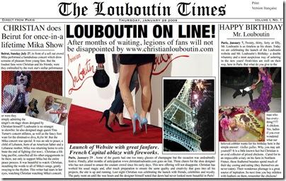 louboutin web times