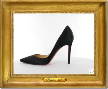 louboutin web zapato