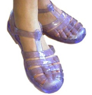 jellies shoes 1