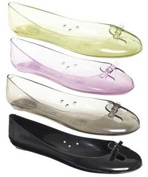 jelly shoes mj