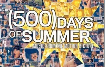 Cine con palomitas: 500 days of Summer