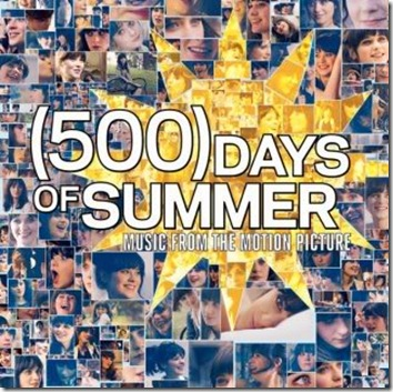 500 days of Summer cover