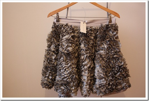 falda peonia completa