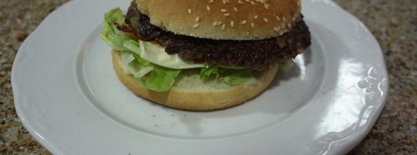 Cocinillas: Hamburguesa casera