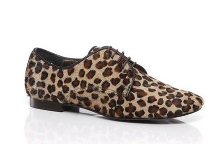 zapatos fosco leopardo