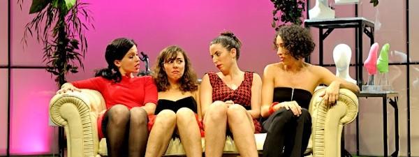 Una tarde de chicas y teatro