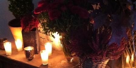 Un espacio maravilloso: El taller de flores Verde Pimienta