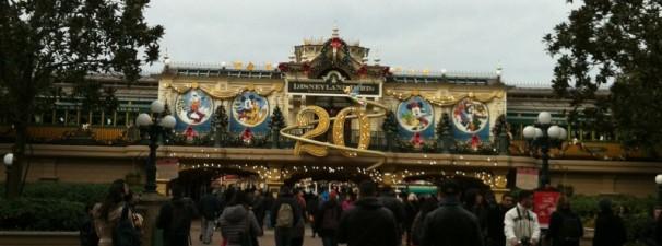 Navidad en Disneyland (I)
