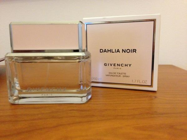 Dahlia Noir Givenchy