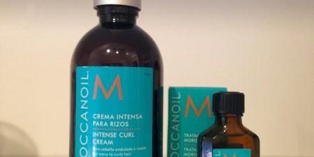 Cosmética capilar: productos Moroccanoil