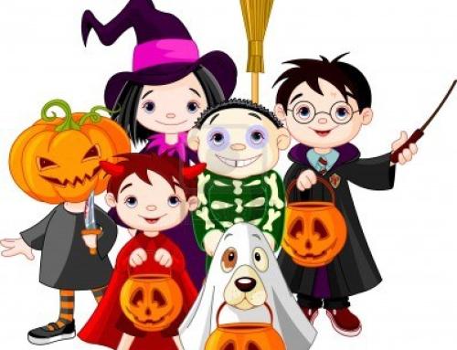 Cinco películas infantiles para ver en Halloween