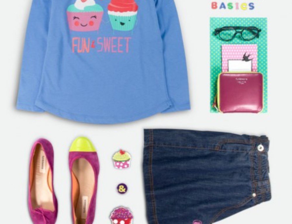 Fun & Basics Kids: ropa para planes divertidos