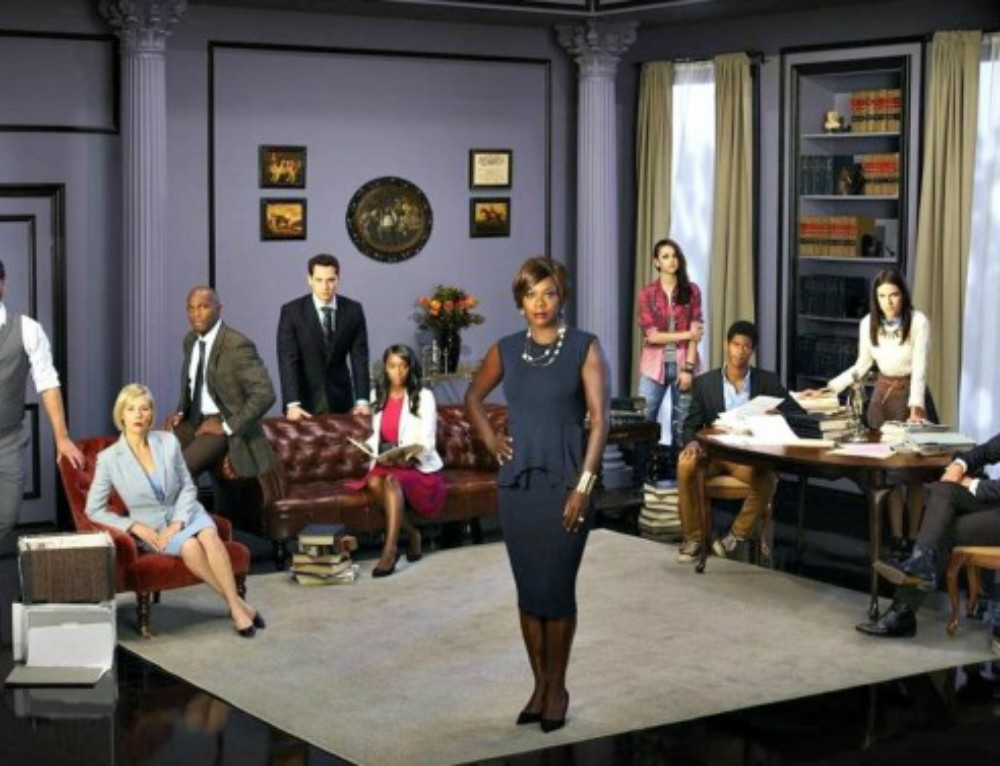 How to get away with murder: tramposa Shonda
