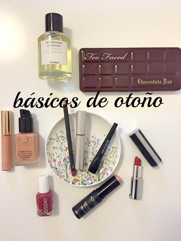 Maquillaje básico de otoño